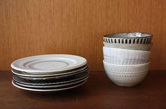小石原ポタリー スープボウル/パン皿 浅鉢/平皿