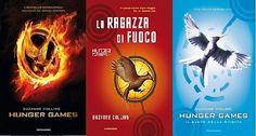 La trilogia di Hunger Games