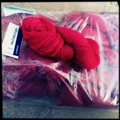 Pink Mmmmmalabrigo! by DreamsDelirious, via Flickr
