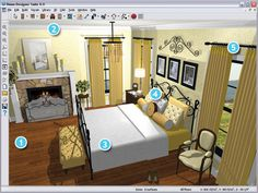 Bedroom layout planner online design ideas 2017 2018 Pinterest