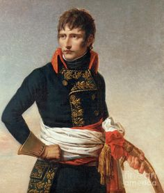 Portrait Painting - Portrait Of Napoleon Bonaparte As First Consul by Andrea the Elder Appiani Classic Paintings, Old Paintings, Napoleon Painting, First French Empire, Napoleon Josephine, Victorian Portraits, Cultura General, Old Portraits, History Projects