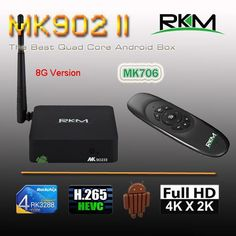 Find More Set-top Boxes Information about RKM MK902II Quad Core Android 4.4 RK3288 2G DDR3 8G ROM Bluetooth Dual Band Wifi Gbit ethernet[MK902II/8G+MK706],High Quality quad core android mini pc,China quad core android Suppliers from Rikomagic MK802 family Store on Aliexpress.com