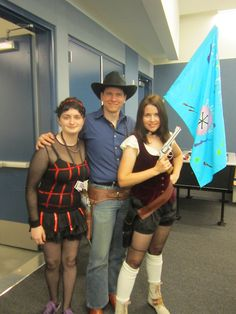 I am neither Cowboy Paintball Jeff or Cowboy Paintball Annie in this