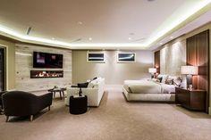 Contemporary Vegas Home - 23 Hawk Ridge Dr, Las Vegas NV 89135 #mansion #dreamhome #dream #luxury http://mansionhomes.co/dream/contemporary-vegas-home/