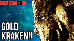 GOLD KRAKEN!! Evolve Gameplay Walkthrough - Multiplayer - Part 34!! (XB1...