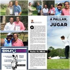 Articulo Mariano Puerta en GOlf Circus Magazine, Nº 14