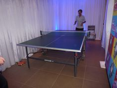 Ping Pong Expert at your Bar Mitzvah  The Event Of A Lifetime, Inc.