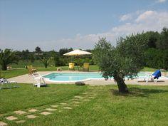 In affitto villa con piscina immersa nelle campagne del Salento