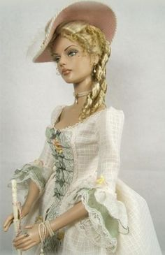 Historical doll