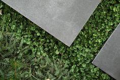 Acre Studio - Our award winning Boutique Garden built for the Melbourne International Flower & Garden Show Landscape Architecture, Landscape Design, Garden Design, Plant Design, Bluestone Paving, Brick Planter, Garden Paving, Herb Garden, Balcony Plants