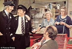 On the buses - Much loved classic sitcom, like Love thy neighbour very much of it's time but required viewing in the Comedy Series, Comedy Tv, Tv Series, British Tv Comedies, British Comedy, English Comedy, Great Comedies, Classic Comedies, Uk Tv Shows