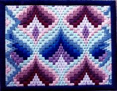 Cathy's Traditional Bargello Patterns Page