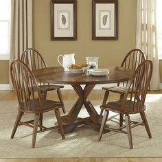 Found it at Wayfair - Hearthstone Dining Table