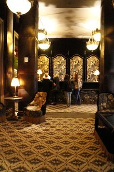 The NoMad Hotel /  1170 North Broadway