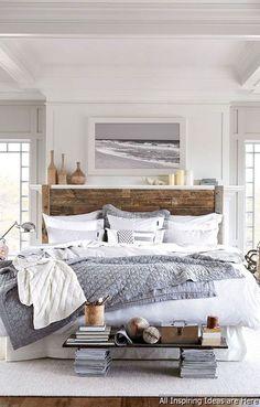 Incredible Modern Farmhouse Bedroom Decor Ideas 020