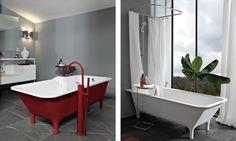 Zucchetti. Kos bathtubs collection