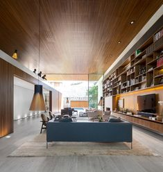 A Neoteric Brazil: L House by Studio MK27 — KNSTRCT - Carefully Curated Design News