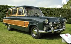 The Royal Household's 1956 Ford Zephyr Estate with special high-top extended 'woody' body