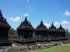 Kompleks Candi Plaosan - Indonesia