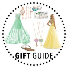 """""""BFF's Gift Guide"""" by katedelaney-1 ❤ liked on Polyvore featuring Accessorize, Steve Madden, Full Tilt and Anne Klein"""