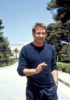 Harrison Ford 1982 Festival de Cannes.