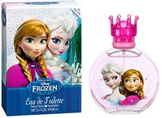 DISNEY Frozen Eau de Toilette Natural Spray for Women, 3.4 Fluid Ounce - http://www.theperfume.org/disney-frozen-eau-de-toilette-natural-spray-for-women-3-4-fluid-ounce/
