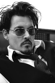 JCD II : Johnny Depp - edit ©  Dior Sauvage commercial - 2015