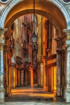 Venice at dawn ~ by Lisa Lettieri Veneto