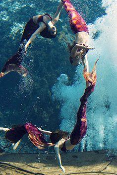 Mermaids + Marine + Metallics - Oracle Fox : Oracle Fox