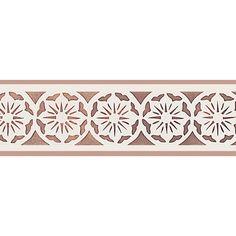 Stencils | Border Stencil Victorian Lace | Royal Design Studio