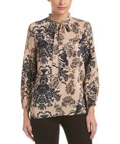 AMANDA UPRICHARD Amanda Uprichard Juliana Silk Top'. #amandauprichard #cloth #blouses
