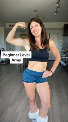 Dumbbell Workout, Butt Workout, Workout Tips, Workout Fitness, Fitness Tips, Summer Body Workouts, Fun Workouts, Arm Workout Videos, Tuesday Workout