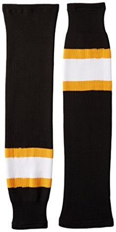 DoGree Hockey Boston Bruins Knit Hockey Socks BlackGoldWhite Adult32Inch ** Check out this great product.Note:It is affiliate link to Amazon. #instadaily