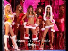 Interesting Victoria's Secret Fashion Show 2005 ( I Like The Way & Dance of the Cygnets )