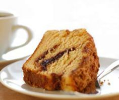Cranberry Swirl Coffee Cake  Goes perfectly with your after-dinner or morning coffee.
