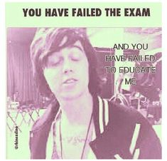 lol i will use this XD Kellin from sleeping with sirens everyone!