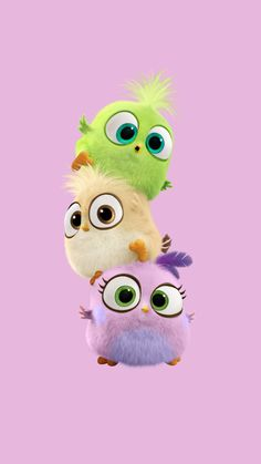 angrybirds hatchlings