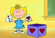 """Charles Schulz had 2 Valentine Day theme books and tv show stuck to the originals too. The first is """"Be My Valentine, Charlie Brown"""" and the 2nd if """"A ..."""