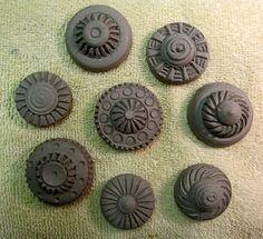 Making Ceramic Knobs