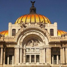 The Palace of Fine Arts is one of the most beautiful places in #MexicoCity. Learn more about it using #WiPapps www.wipapps.com