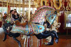 quassy-amusement-park-Chance-fiberglass-carousel-horse