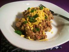 Bisabuelita's Crock Pot Refried Beans (Vegetarian)