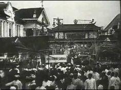 Nederlandsch Indië (1915 - 1925) -- Baboe Mina, Batak Karo, Belawan, Bor...