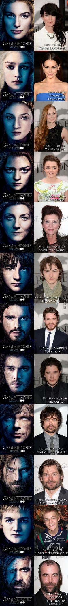 When you play a game of thrones you win or you die - 9GAG