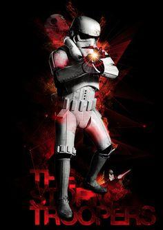 The Stormtroopers // by Raijan Hemeran