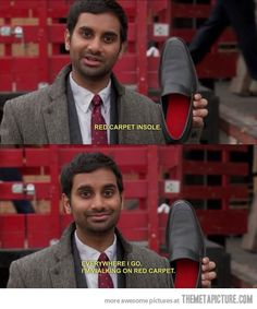 *slow clappin it out* parks and rec is the best
