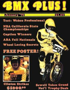 old school BMX magazine