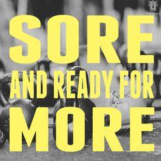 fitness motivation poster from #codyapp