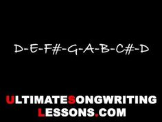 Songwriting tips fro