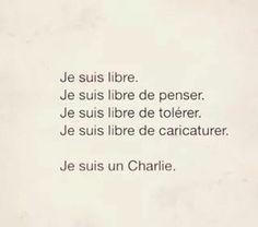 #NousSommesTousCharlie #Soutien